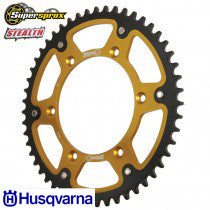 Super Sprox Stealth Rear Sprockets - Husky