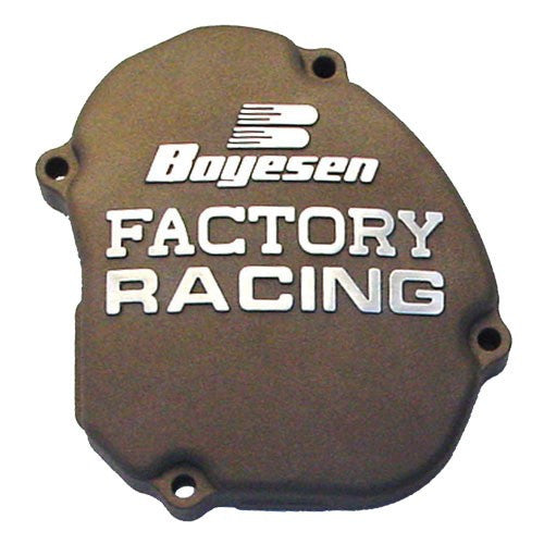 Engine Cover Ignition Boyesen Kawasaki KX 65- 2006-2014 Magnesium