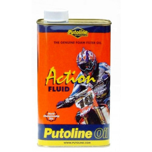 Putoline Off Road Action Filter Fluid 1Ltr