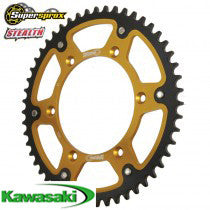 Super Sprox Stealth Rear Sprockets - Kawasaki