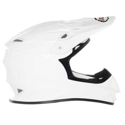 Suomy Mr Jump Motocross Helmet - White