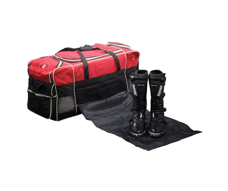 Large Kit Bag 130L with Wheels and Handle