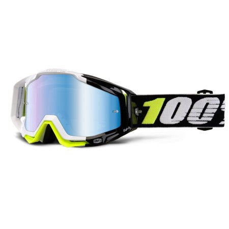 Kit Goggle Lens 100 Percent Race Craft Mirror Mirrored - 2017- Emara Mirrored Lens