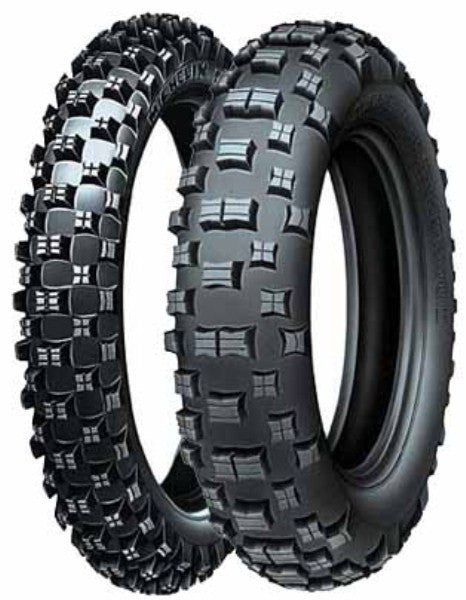 Tyres Rear Michelin Comp 3Enduro - - 18in 120-90