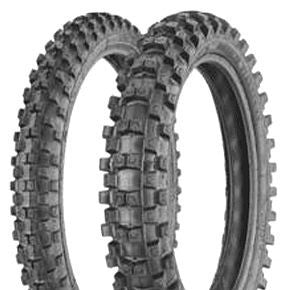 Michelin S12XC Soft Terrain Tyres - 120/90-18