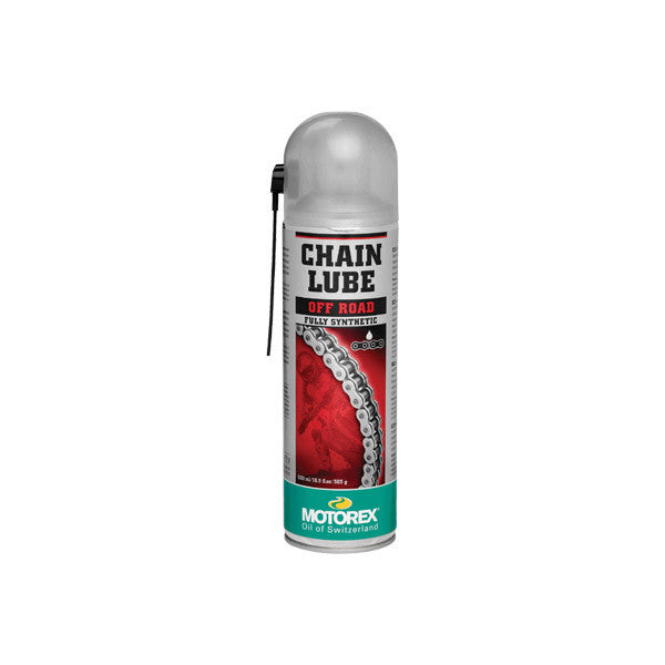 Oil Lubricants & Fluids Chain Lubricant MotorEX - - 500 ml
