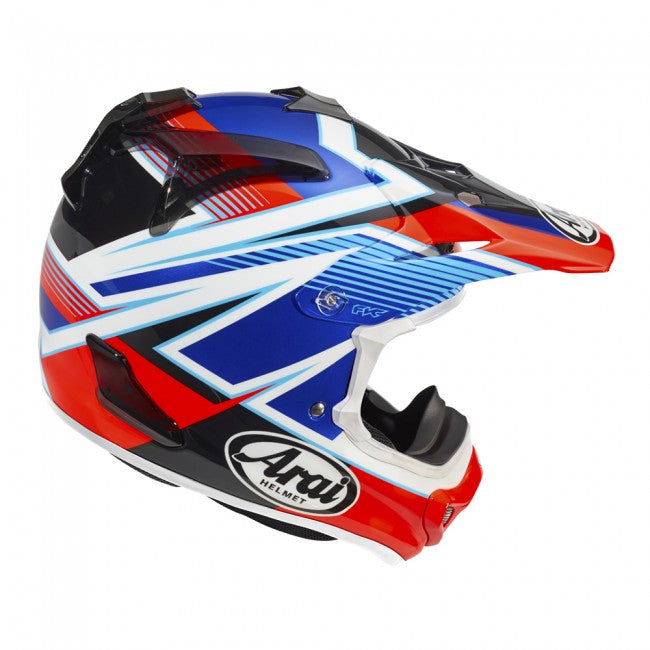 Arai MX-V MX Motocross Helmet - Red