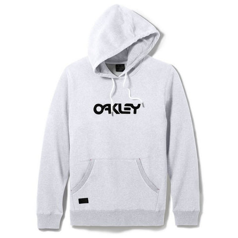 Oakley Heritage Hoody Light Heather Grey