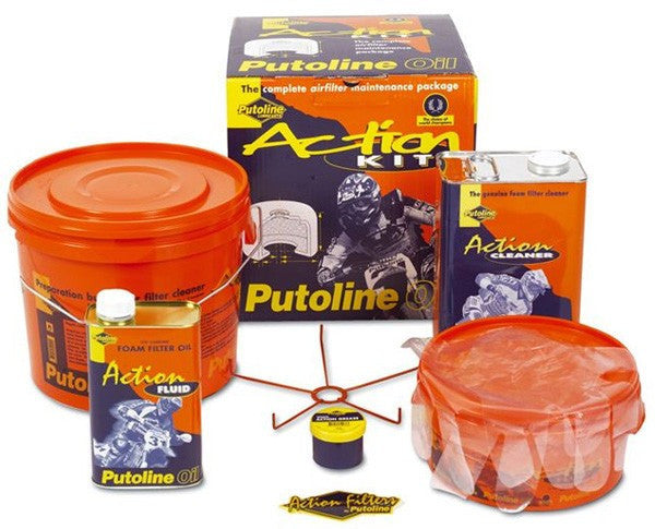 Putoline Off Road Action Filter Cleaning & Oiling Kit