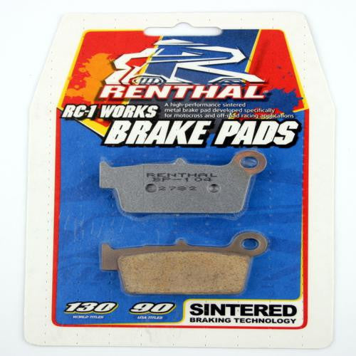 Chassis Brake Pads Front Renthal REN190 Youth KTM SX Pro 50- -