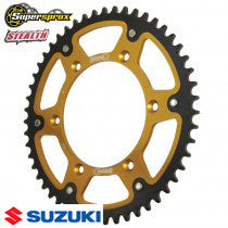 Super Sprox Stealth Rear Sprockets - Suzuki