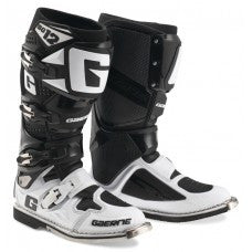 Gaerne SG12 MX Boot White/Black