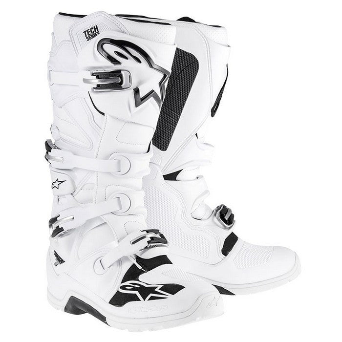 Kit Boot Alpinestars Tech 7 - 2014- White UK 7
