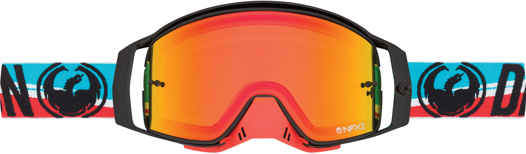 Dragon NFX2 Goggle Shot / Injected Yellow Red