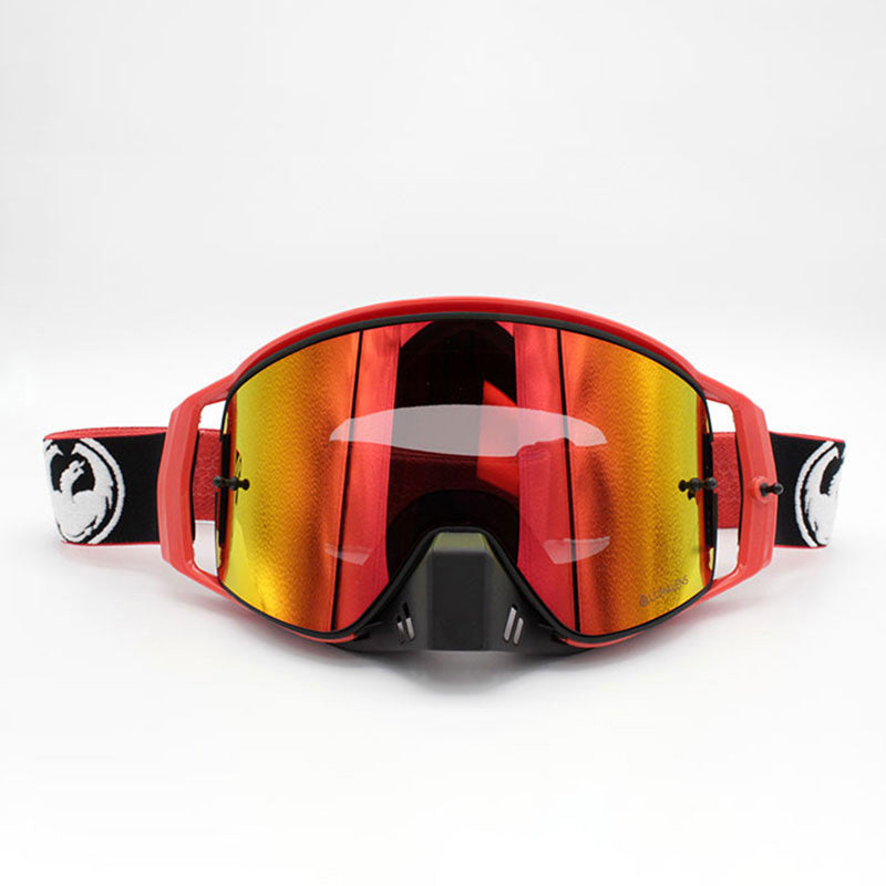 Dragon NFX2 Goggle Merge / Injected Red Ion