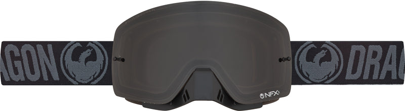 Dragon NFXs Goggle Black / Smoke