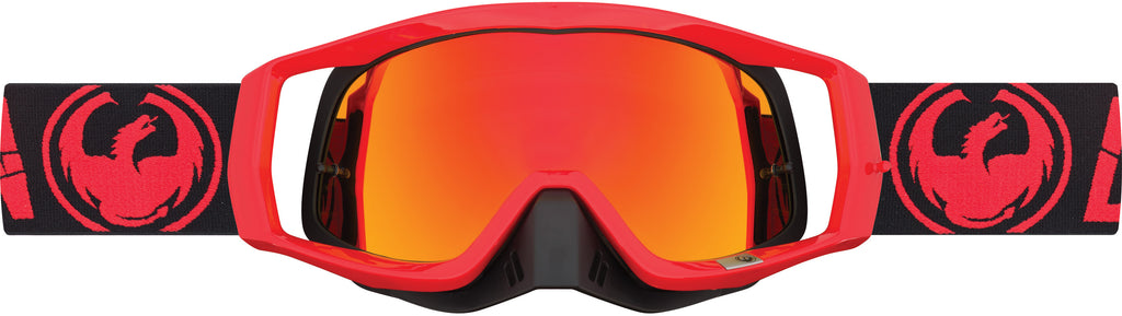 Dragon Vendetta Goggle Merge Fire / Red Ion