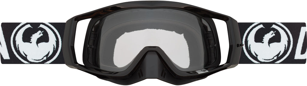 Dragon Vendetta Goggle Coal / Clear
