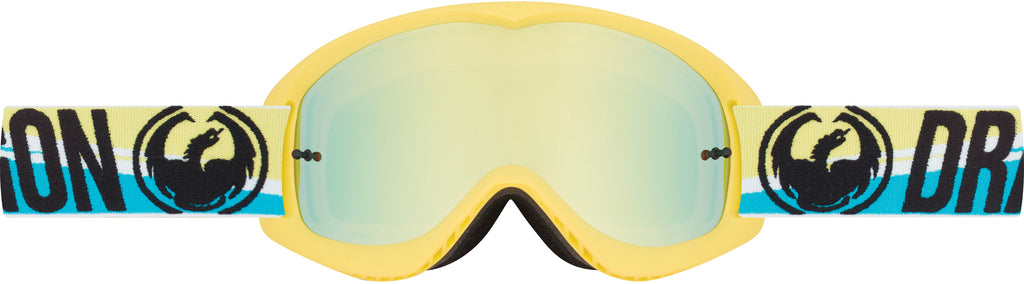 Dragon MDX Goggle Bolt Hi Vis / Smoke Gold