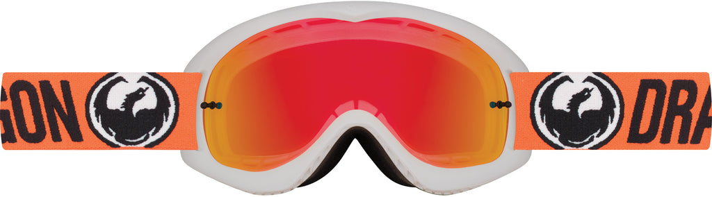 Dragon MDX Goggle Flash Orange / Red Ion