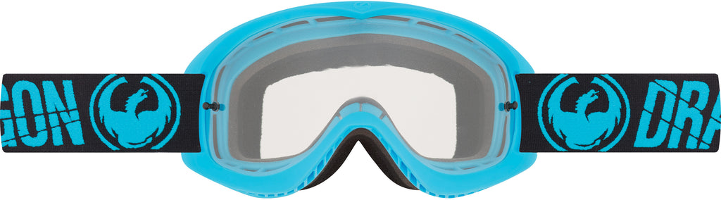 Dragon MDX Goggle Blue / Clear