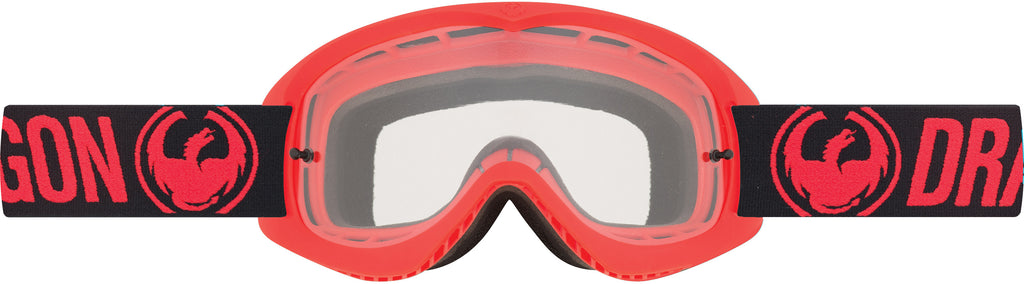 Dragon MDX Goggle Red / Clear
