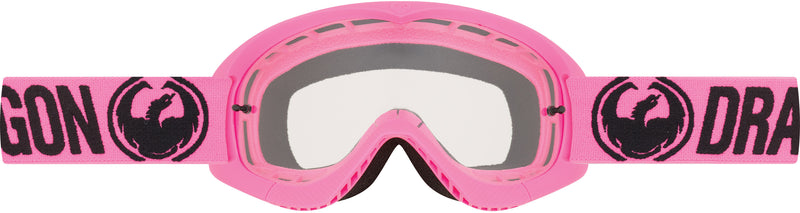 Dragon Youth MX Goggle Rocket / Clear