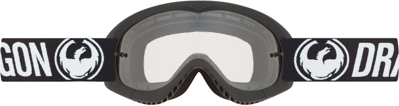Dragon Youth MX Goggle Coal / Clear