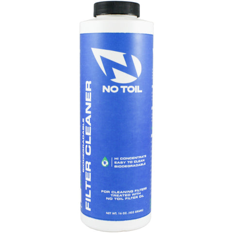 No-Toil Filter Cleaner 16oz