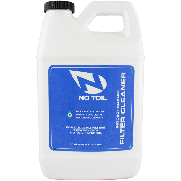 No-Toil Filter Cleaner 1/2 Gallon