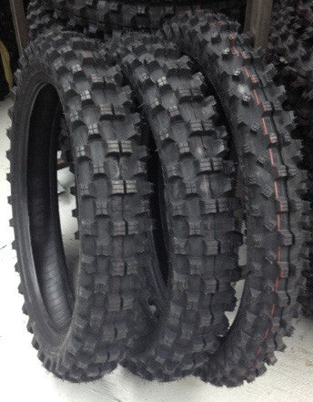 Youth Wanda/Michelin Winter MX Tyre Sets