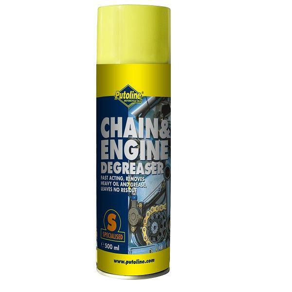 Putoline Off Road Chain & Engine Degreaser