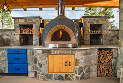 Outdoor Kitchen Design by Solution for Spaces, Montana