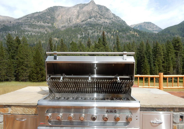 Outdoor Kitchen Design Products by Solution for Spaces, Kalispell Montana