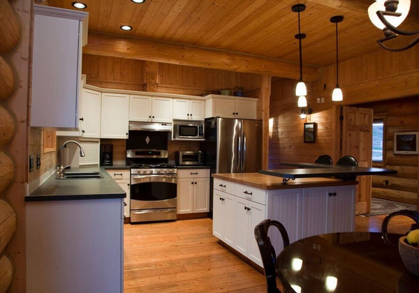 Indoor Kitchen Design Services by Solution For Spaces, Kalispell, Montana
