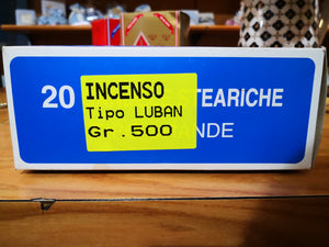 Incenso tipo LUBAN gr.500