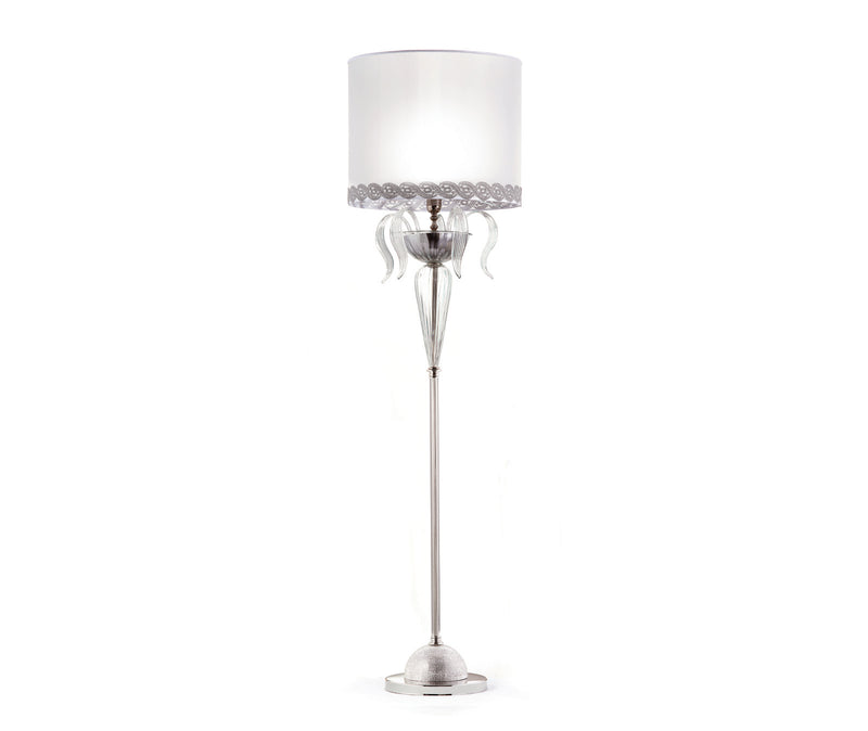 Floor Lamp in Murano glass