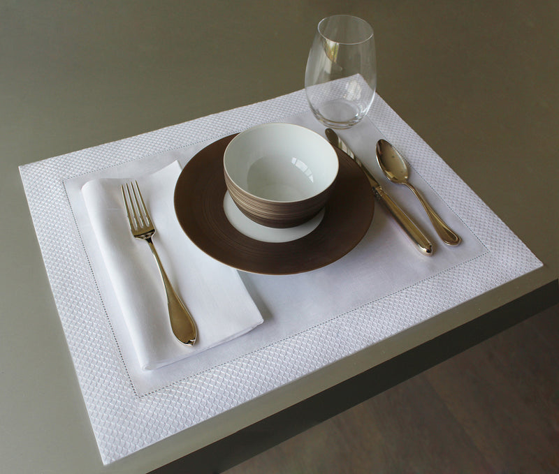 Filet Party Placemats (min 6pc)