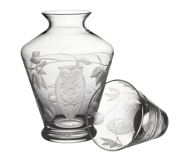 Night Owl Bedside Decanter