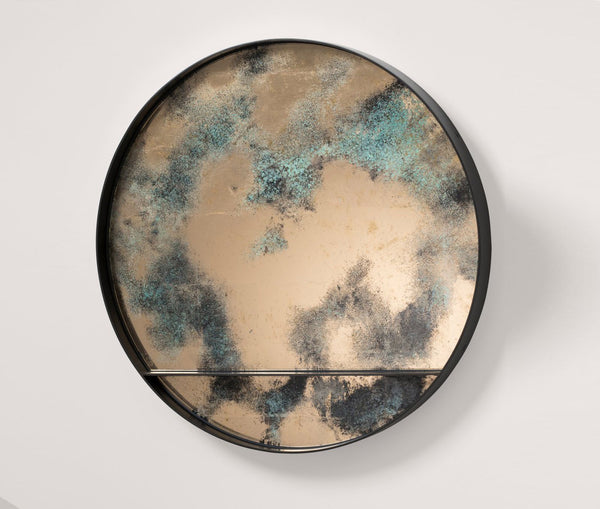 Orbit Mirror - Green of Grey