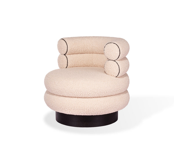Jasmine Swivel Armchair