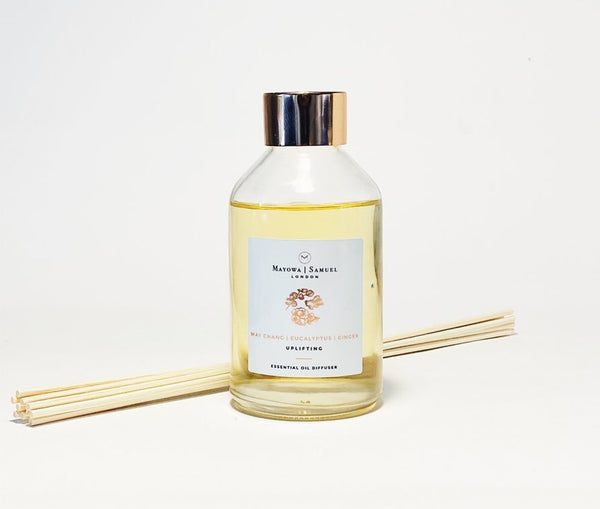May Chang, Eucalyptus & Ginger Diffuser