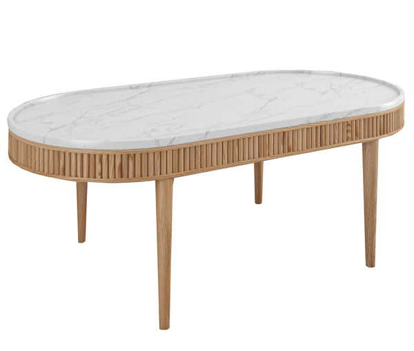 Mausam Oval Coffee Table