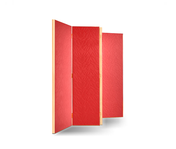 Queen Heart Folding Screen