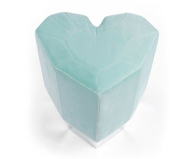 Queen Heart Stool