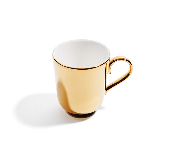 Gold Espresso Cup - Reflect