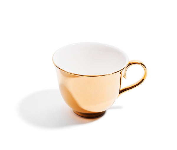 Gold Teacup - Reflect