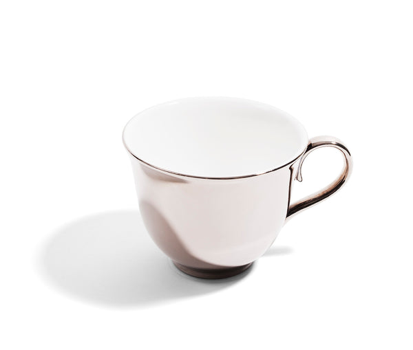 Platinum Teacup - Reflect
