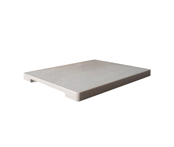 Richmond Tray Concrete Grey Small
