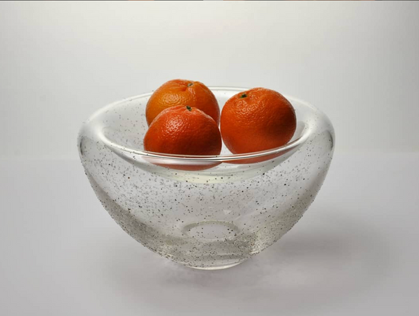 Sand to Glass Double Wall Bowl - Tall